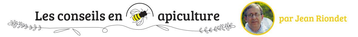Apiculture Jean Riondet - Les conseils mois par mois pour réussir l'apiculture par Jean Riondet